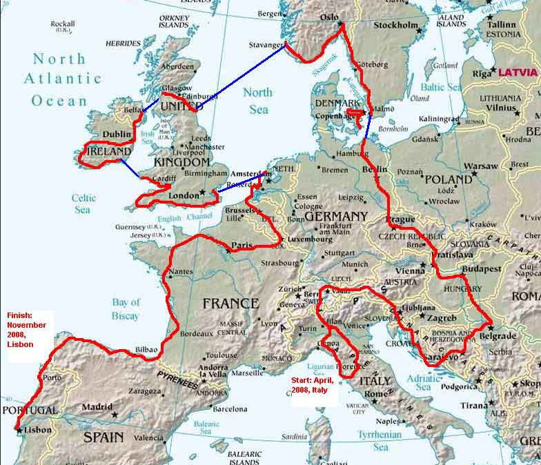 Map Of Europe With Bodies Of Water.Map Of Europe Countries And Bodies Of Water Hairstyle Artist Indonesia